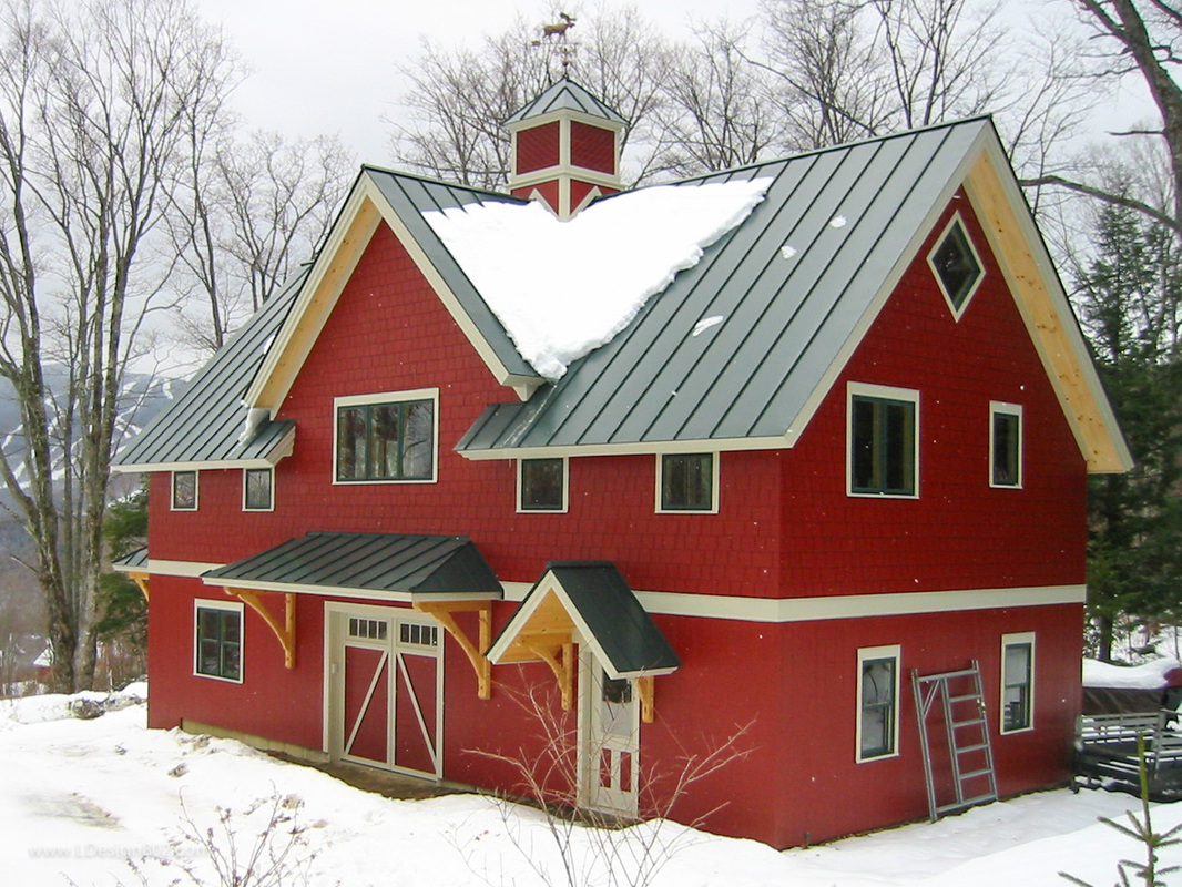 Barns And Carriage Houses on Structural Insulated Panel House Plans